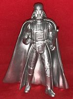 Star Wars Original Trilogy Collection: Darth Vader Silver Edition - Complete Loose Action Figure (1)